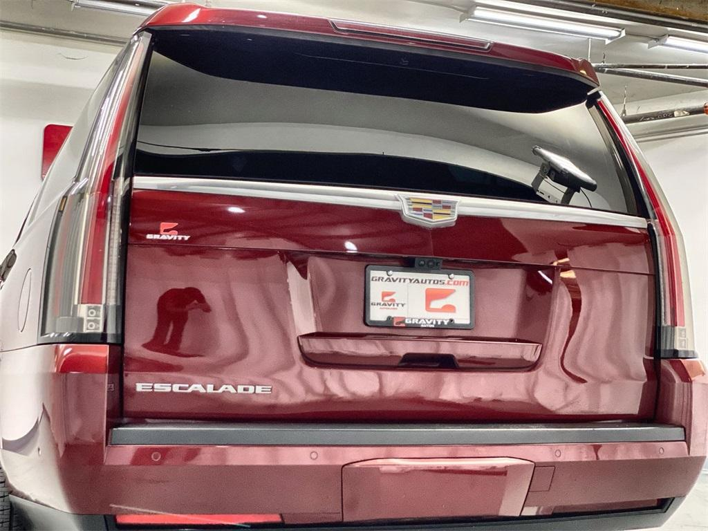 Used 2017 Cadillac Escalade ESV Luxury for sale $47,998 at Gravity Autos Marietta in Marietta GA 30060 10