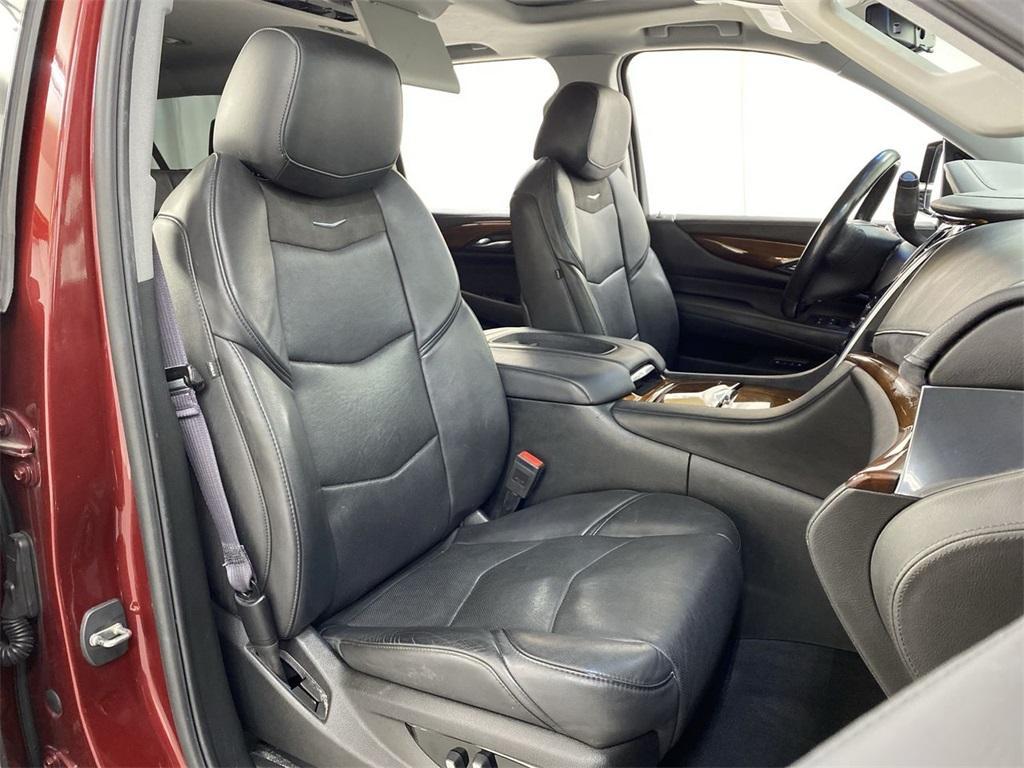 Used 2017 Cadillac Escalade ESV Luxury for sale $47,998 at Gravity Autos Marietta in Marietta GA 30060 17