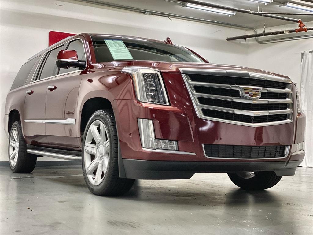 Used 2017 Cadillac Escalade ESV Luxury for sale $47,998 at Gravity Autos Marietta in Marietta GA 30060 2