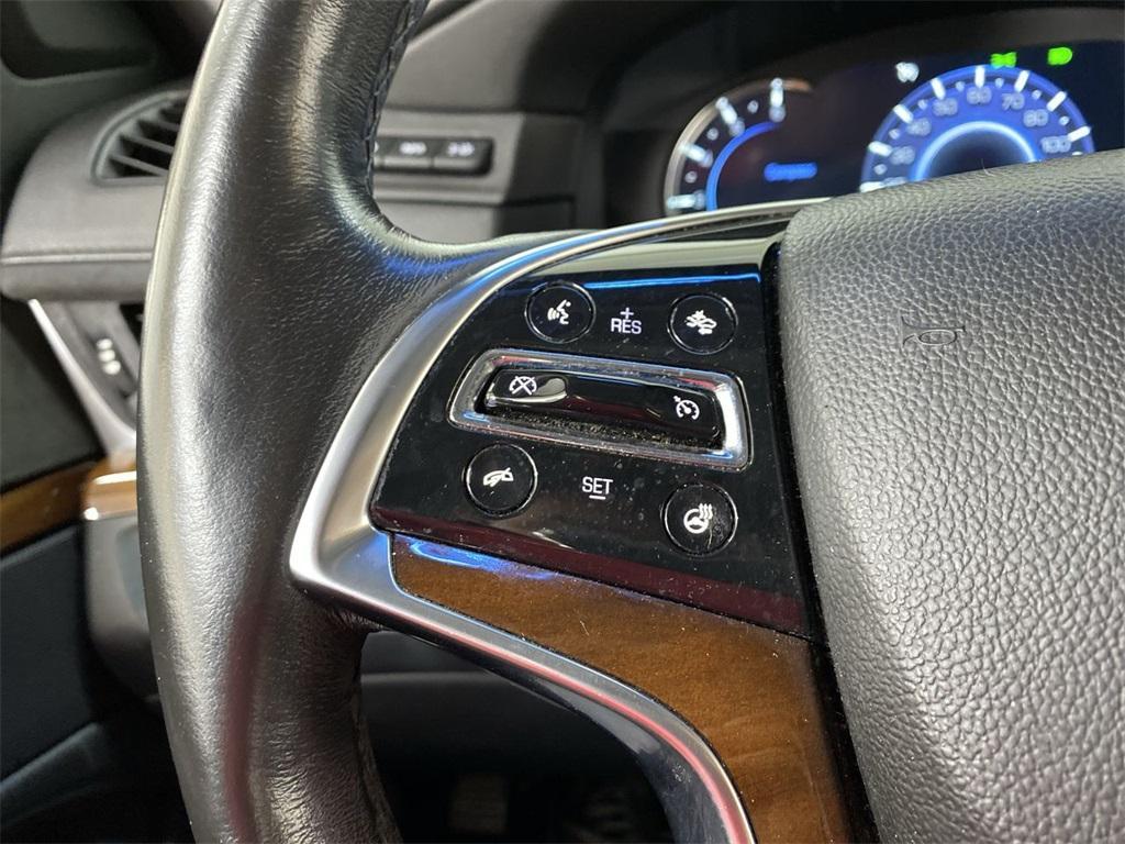 Used 2017 Cadillac Escalade ESV Luxury for sale $47,998 at Gravity Autos Marietta in Marietta GA 30060 23