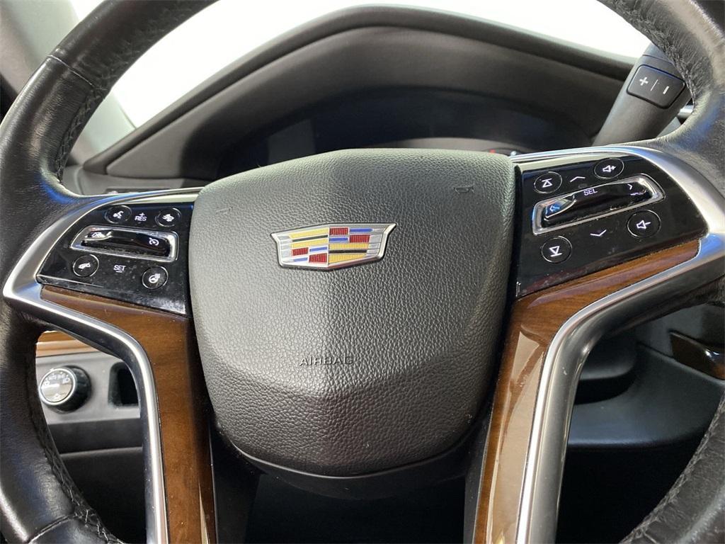 Used 2017 Cadillac Escalade ESV Luxury for sale $47,998 at Gravity Autos Marietta in Marietta GA 30060 24