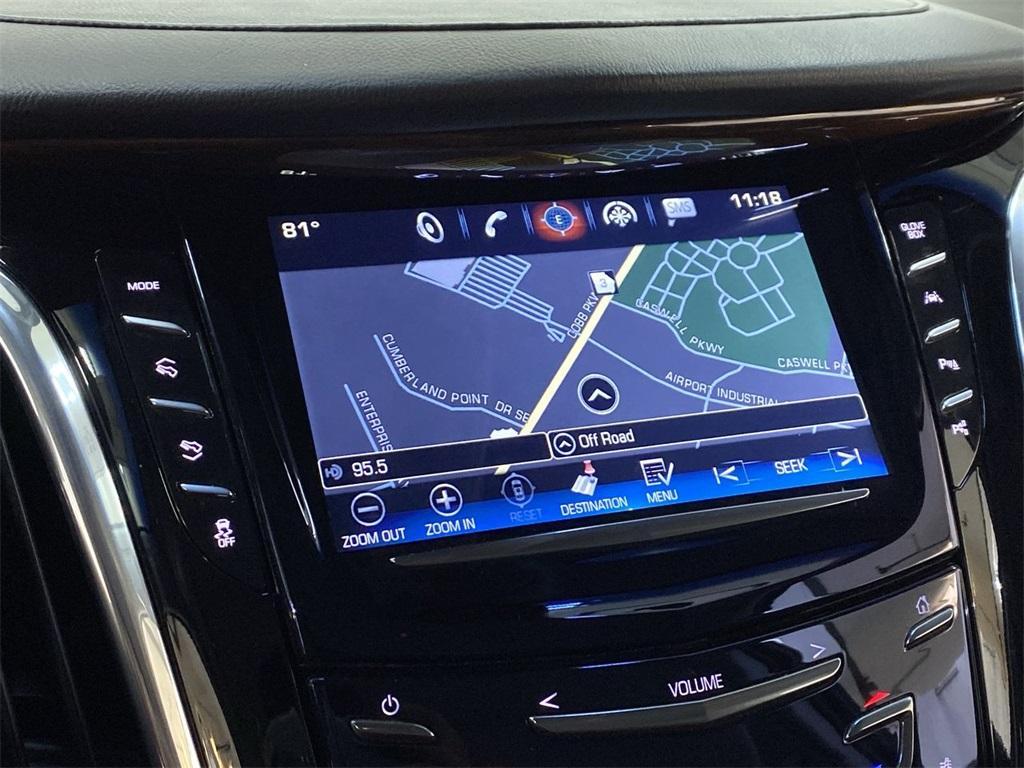 Used 2017 Cadillac Escalade ESV Luxury for sale $47,998 at Gravity Autos Marietta in Marietta GA 30060 30