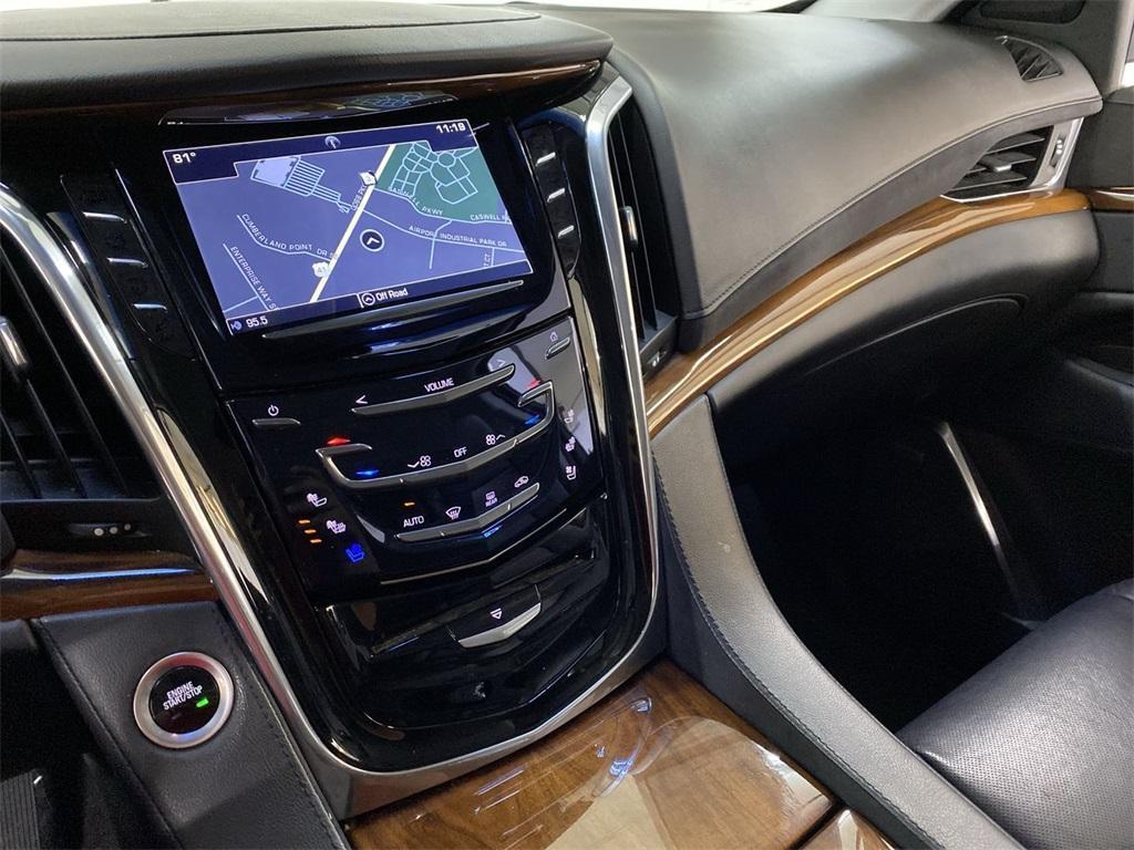 Used 2017 Cadillac Escalade ESV Luxury for sale $47,998 at Gravity Autos Marietta in Marietta GA 30060 39