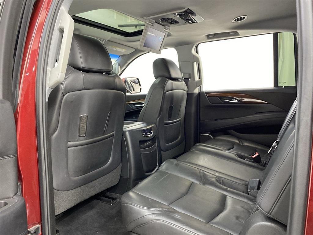 Used 2017 Cadillac Escalade ESV Luxury for sale $47,998 at Gravity Autos Marietta in Marietta GA 30060 43