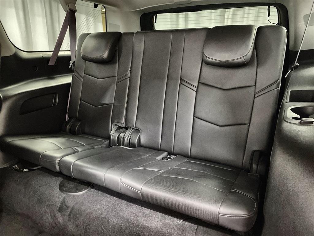 Used 2017 Cadillac Escalade ESV Luxury for sale $47,998 at Gravity Autos Marietta in Marietta GA 30060 44