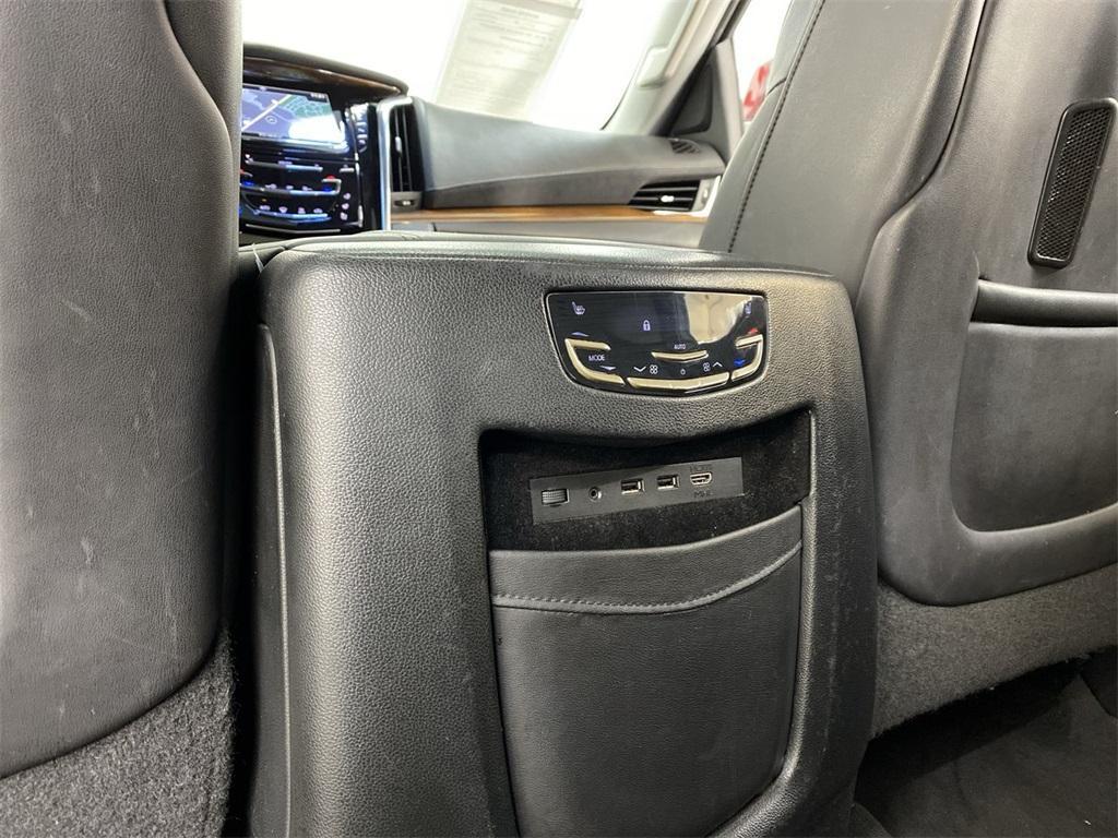 Used 2017 Cadillac Escalade ESV Luxury for sale $47,998 at Gravity Autos Marietta in Marietta GA 30060 46