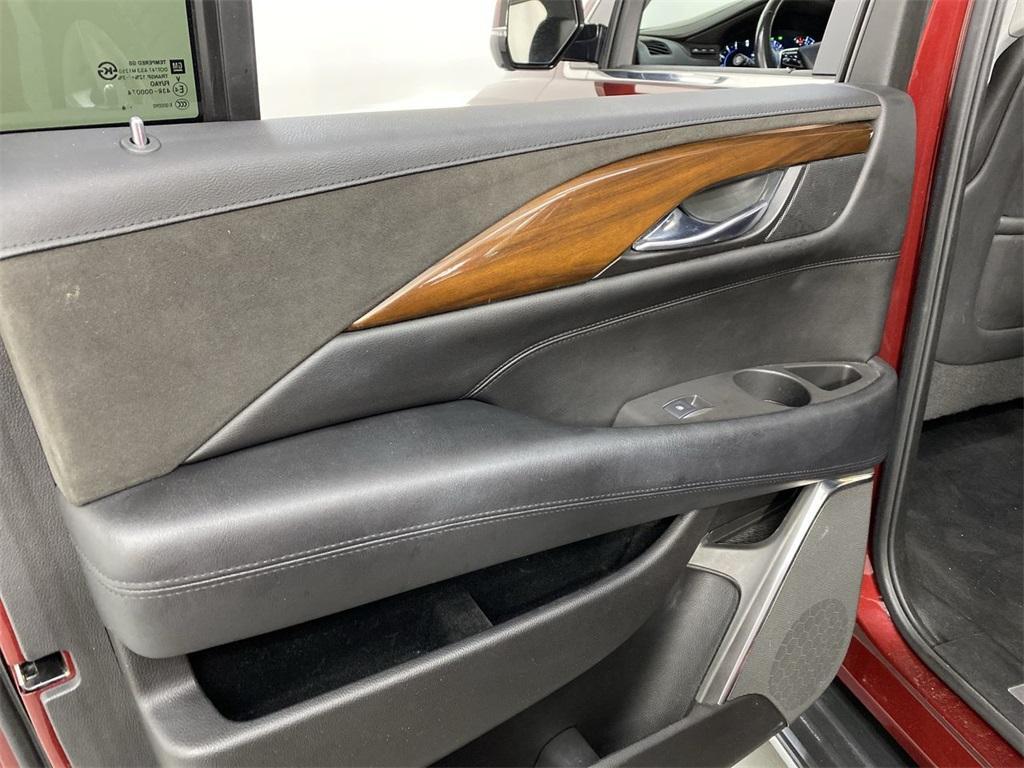 Used 2017 Cadillac Escalade ESV Luxury for sale $47,998 at Gravity Autos Marietta in Marietta GA 30060 47