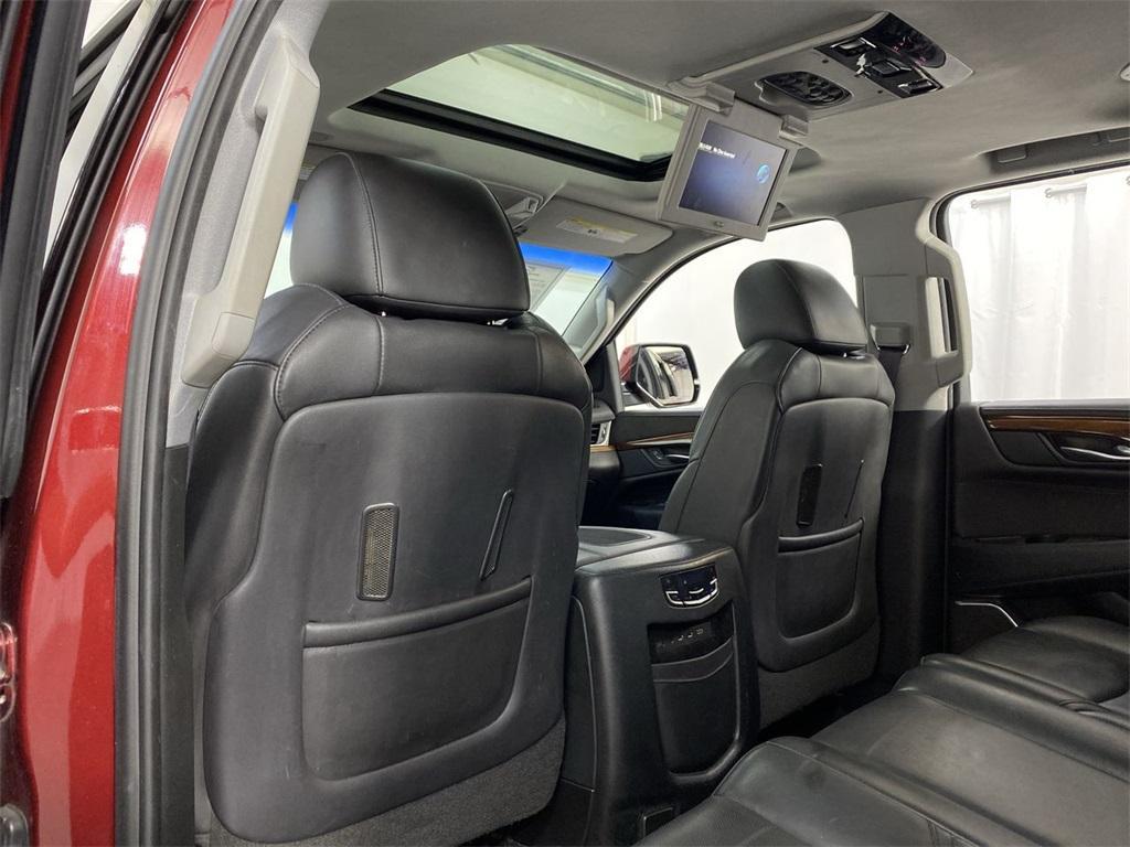 Used 2017 Cadillac Escalade ESV Luxury for sale $47,998 at Gravity Autos Marietta in Marietta GA 30060 48