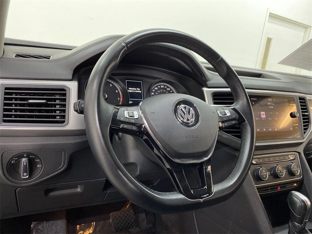 Used 2018 Volkswagen Atlas 3.6L V6 SE w/Technology for sale $31,444 at Gravity Autos Marietta in Marietta GA 30060 20
