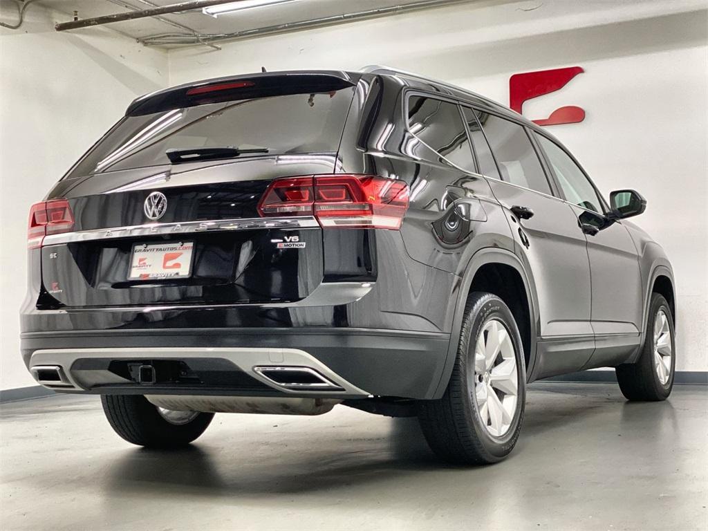Used 2018 Volkswagen Atlas 3.6L V6 SE w/Technology for sale $31,444 at Gravity Autos Marietta in Marietta GA 30060 7