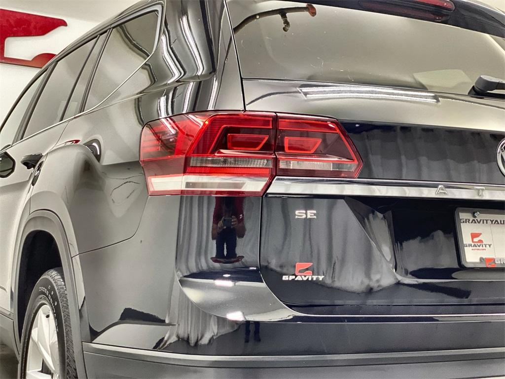 Used 2018 Volkswagen Atlas 3.6L V6 SE w/Technology for sale $31,444 at Gravity Autos Marietta in Marietta GA 30060 9