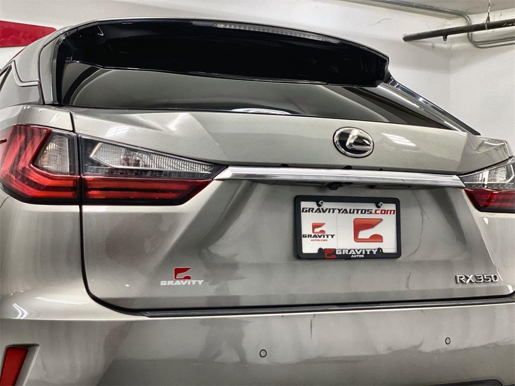 Used 2017 Lexus RX 350 for sale $34,888 at Gravity Autos Marietta in Marietta GA 30060 10