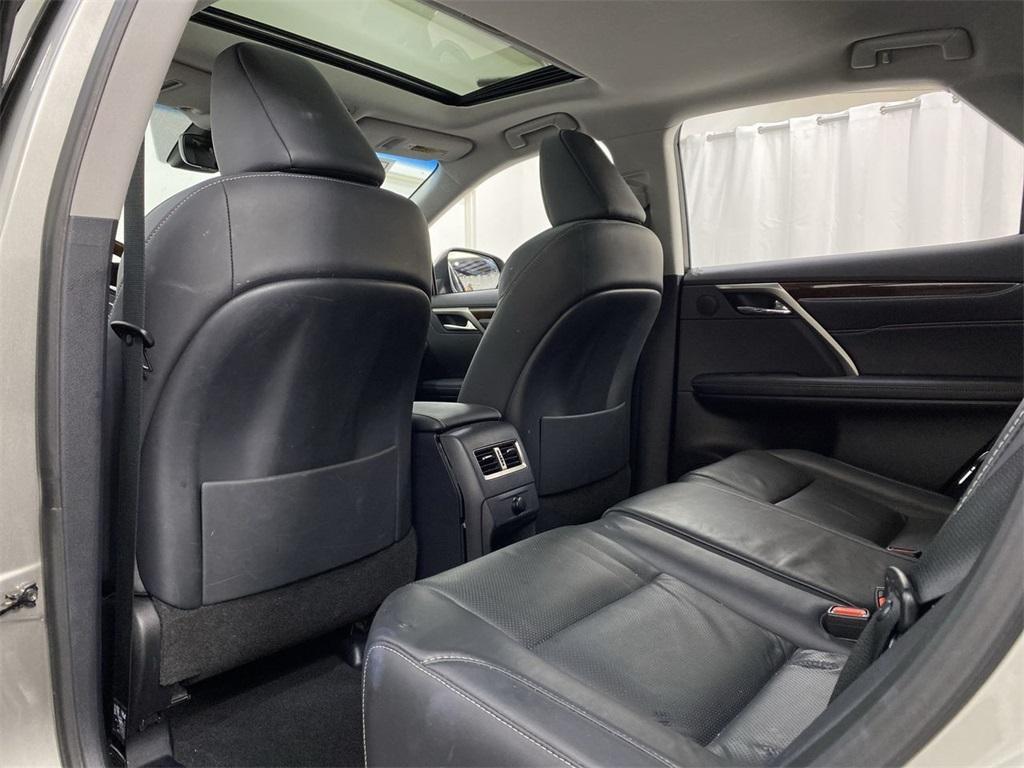 Used 2017 Lexus RX 350 for sale $34,888 at Gravity Autos Marietta in Marietta GA 30060 40