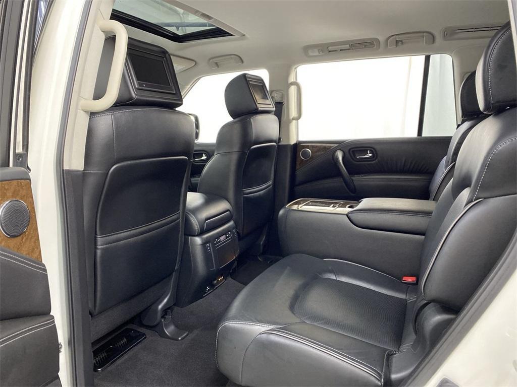 Used 2016 INFINITI QX80 Base for sale $33,888 at Gravity Autos Marietta in Marietta GA 30060 40