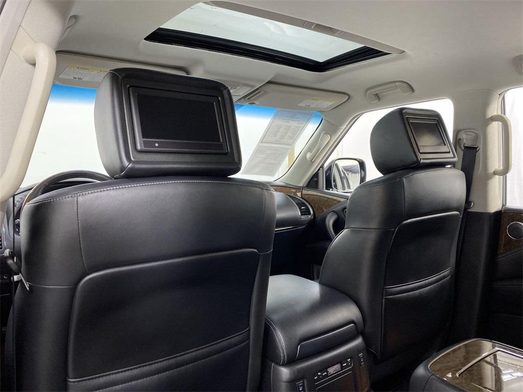 Used 2016 INFINITI QX80 Base for sale $33,888 at Gravity Autos Marietta in Marietta GA 30060 45
