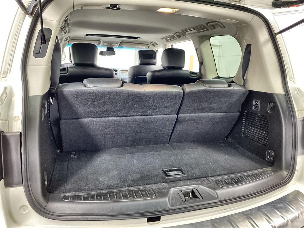 Used 2016 INFINITI QX80 Base for sale $33,888 at Gravity Autos Marietta in Marietta GA 30060 47
