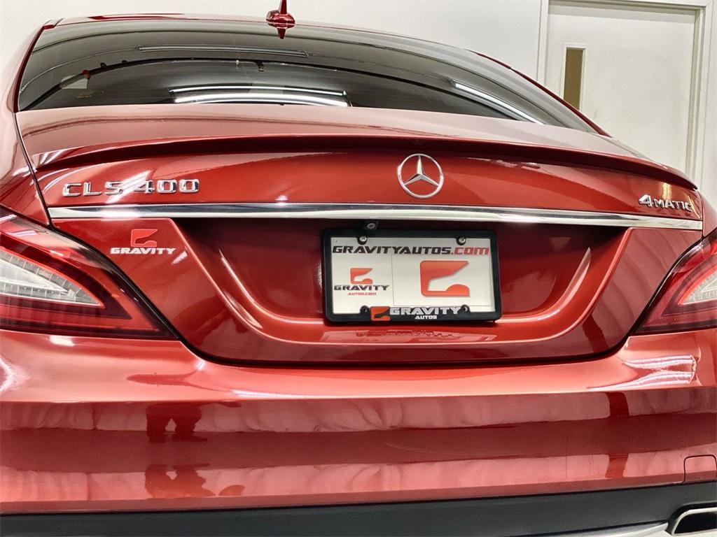 Used 2015 Mercedes-Benz CLS CLS 400 for sale $37,851 at Gravity Autos Marietta in Marietta GA 30060 10