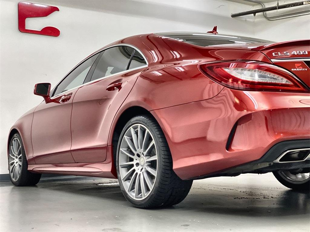 Used 2015 Mercedes-Benz CLS CLS 400 for sale $37,851 at Gravity Autos Marietta in Marietta GA 30060 11