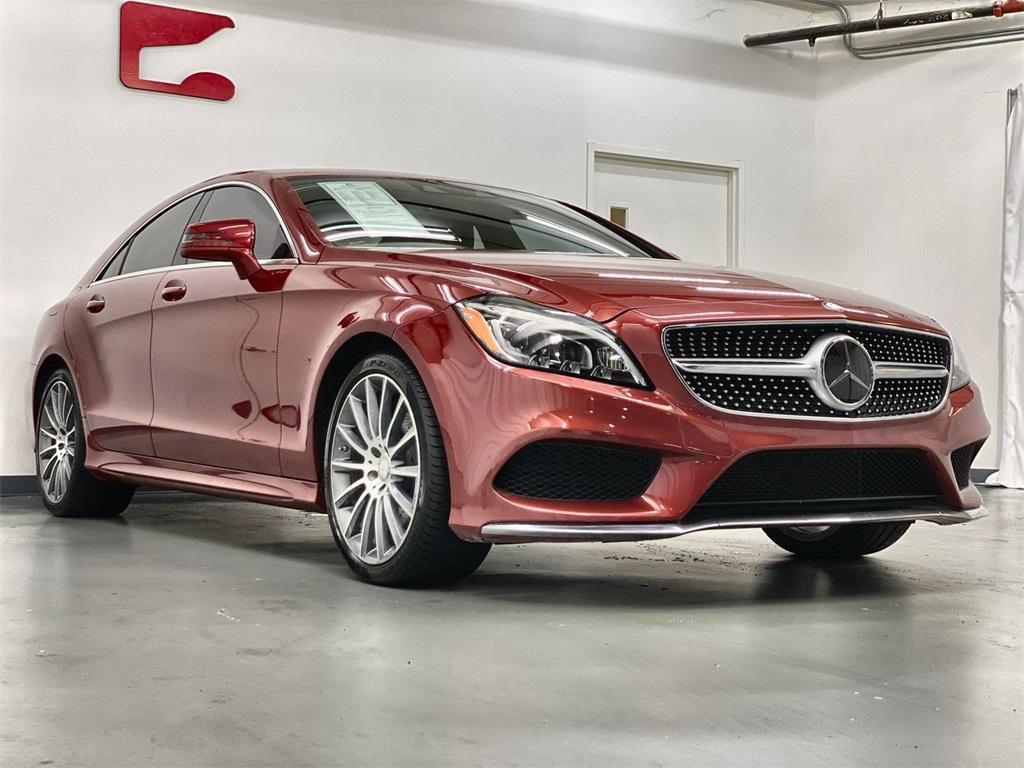 Used 2015 Mercedes-Benz CLS CLS 400 for sale $37,851 at Gravity Autos Marietta in Marietta GA 30060 2