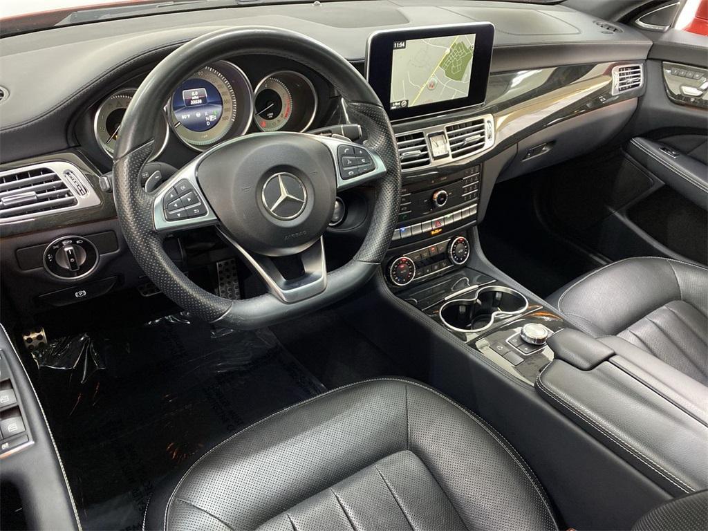 Used 2015 Mercedes-Benz CLS CLS 400 for sale $37,851 at Gravity Autos Marietta in Marietta GA 30060 39