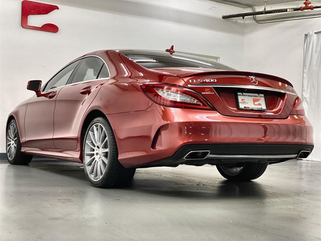 Used 2015 Mercedes-Benz CLS CLS 400 for sale $37,851 at Gravity Autos Marietta in Marietta GA 30060 6