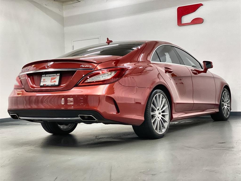 Used 2015 Mercedes-Benz CLS CLS 400 for sale $37,851 at Gravity Autos Marietta in Marietta GA 30060 7