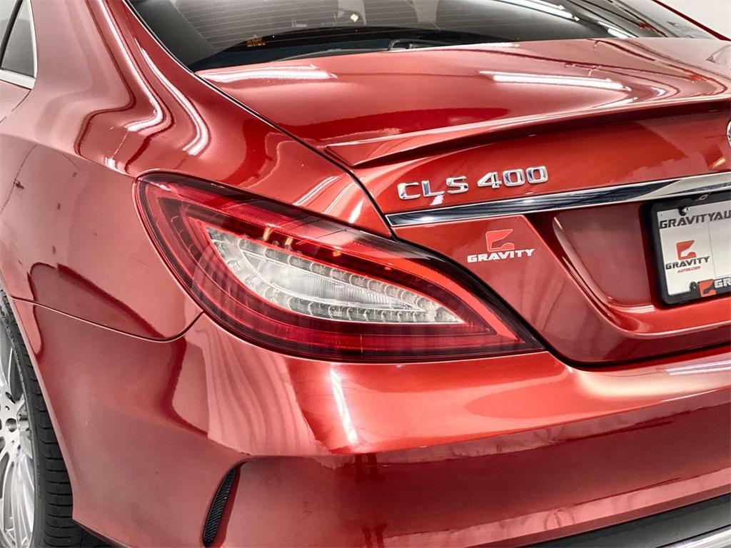Used 2015 Mercedes-Benz CLS CLS 400 for sale $37,851 at Gravity Autos Marietta in Marietta GA 30060 9