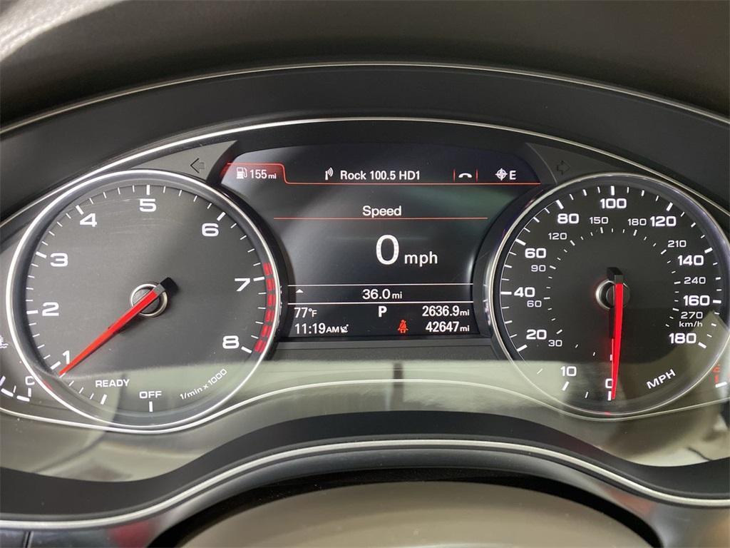 Used 2018 Audi A6 for sale $29,998 at Gravity Autos Marietta in Marietta GA 30060 25