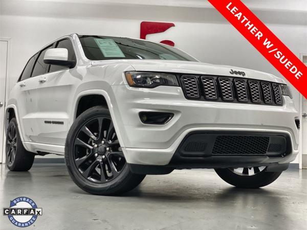 Used 2018 Jeep Grand Cherokee Altitude for sale $31,876 at Gravity Autos Marietta in Marietta GA