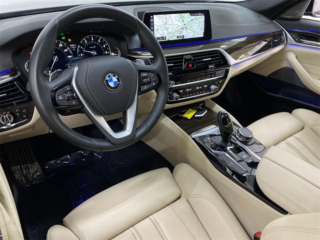 Used 2018 BMW 5 Series 540i xDrive for sale $43,888 at Gravity Autos Marietta in Marietta GA 30060 39