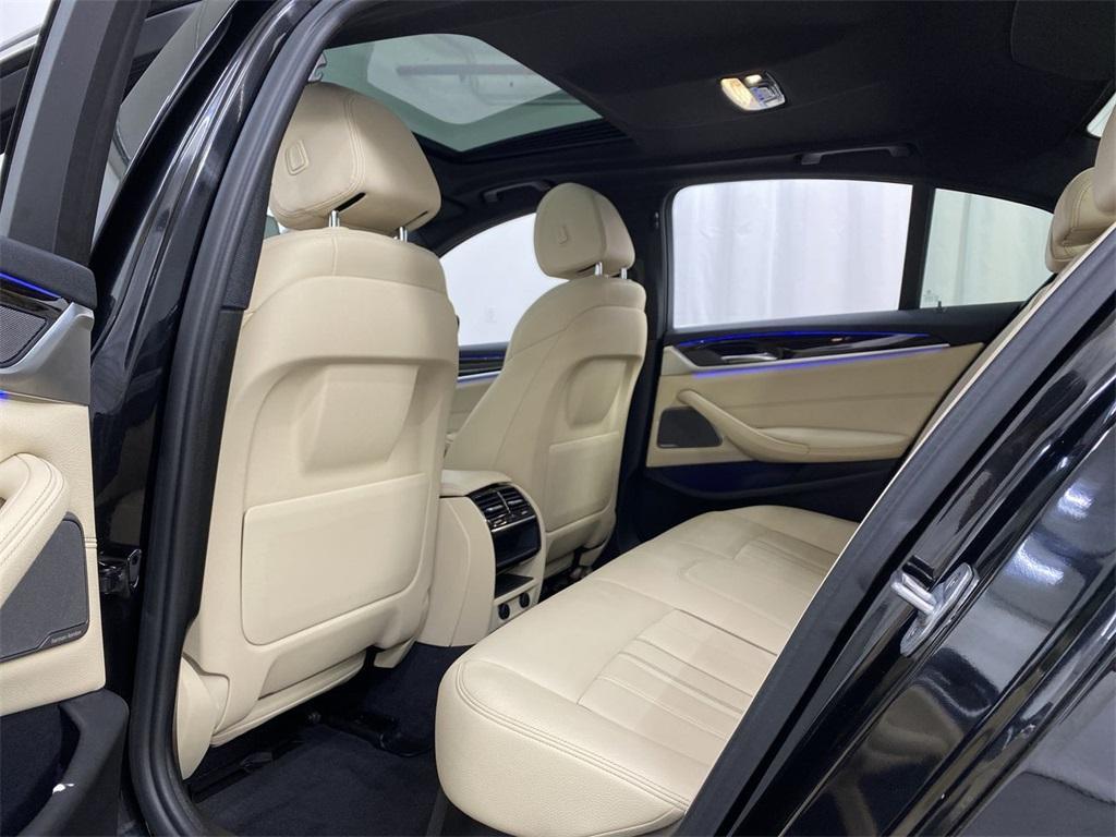 Used 2018 BMW 5 Series 540i xDrive for sale $43,888 at Gravity Autos Marietta in Marietta GA 30060 41