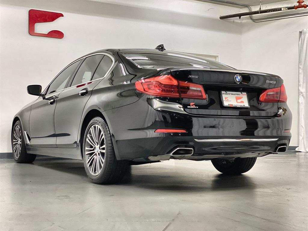Used 2018 BMW 5 Series 540i xDrive for sale $43,888 at Gravity Autos Marietta in Marietta GA 30060 6