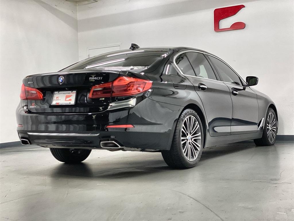 Used 2018 BMW 5 Series 540i xDrive for sale $43,888 at Gravity Autos Marietta in Marietta GA 30060 7