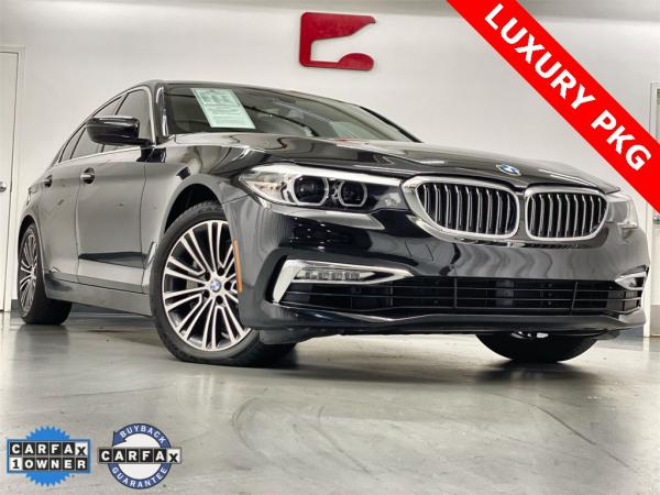 Used 2018 BMW 5 Series 540i xDrive for sale $43,888 at Gravity Autos Marietta in Marietta GA
