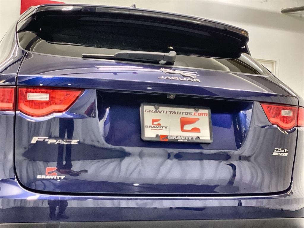 Used 2019 Jaguar F-PACE 25t Premium for sale $36,888 at Gravity Autos Marietta in Marietta GA 30060 10