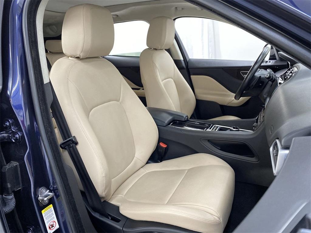 Used 2019 Jaguar F-PACE 25t Premium for sale $36,888 at Gravity Autos Marietta in Marietta GA 30060 17