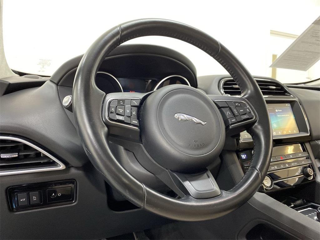 Used 2019 Jaguar F-PACE 25t Premium for sale $36,888 at Gravity Autos Marietta in Marietta GA 30060 22