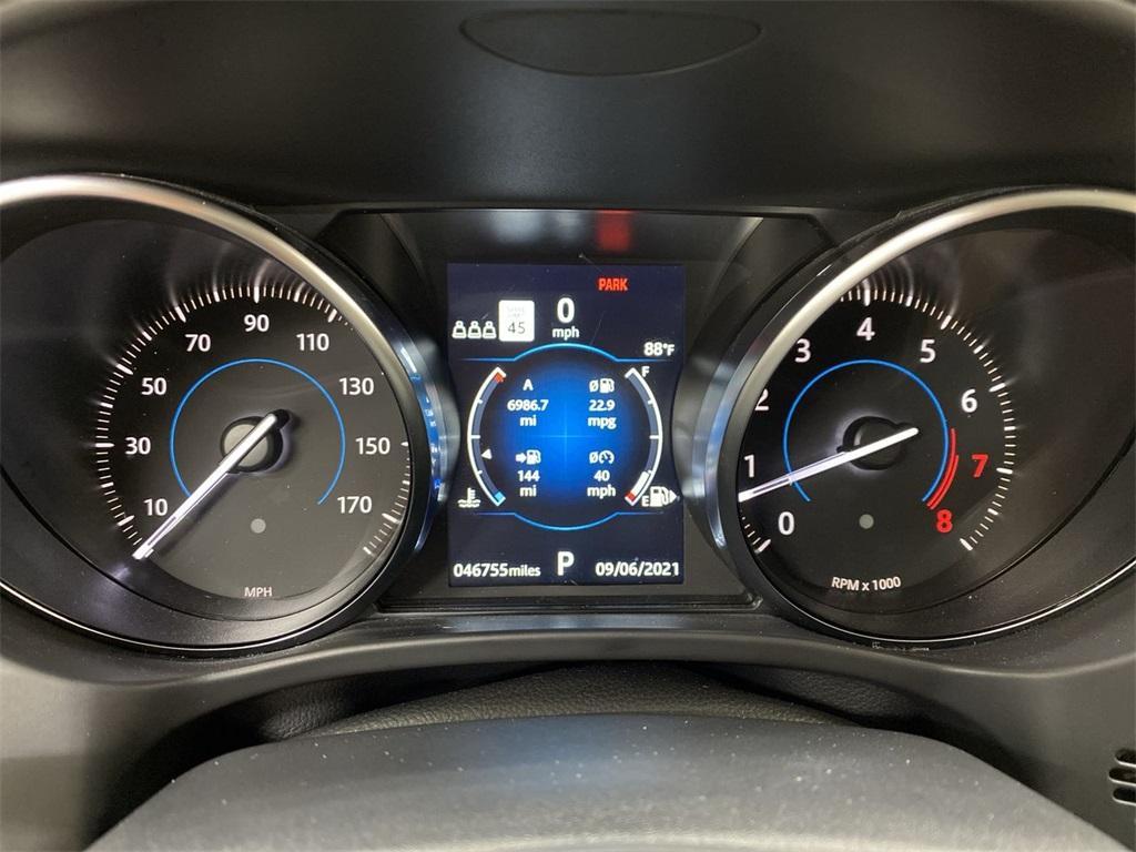 Used 2019 Jaguar F-PACE 25t Premium for sale $36,888 at Gravity Autos Marietta in Marietta GA 30060 26