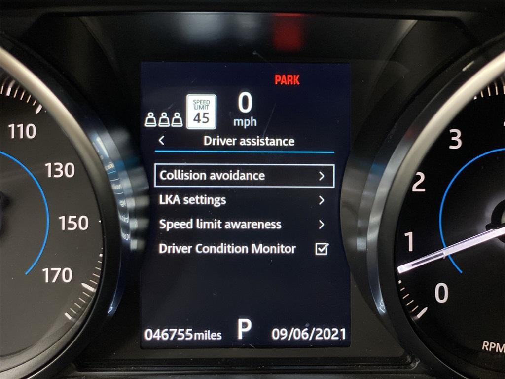 Used 2019 Jaguar F-PACE 25t Premium for sale $36,888 at Gravity Autos Marietta in Marietta GA 30060 28