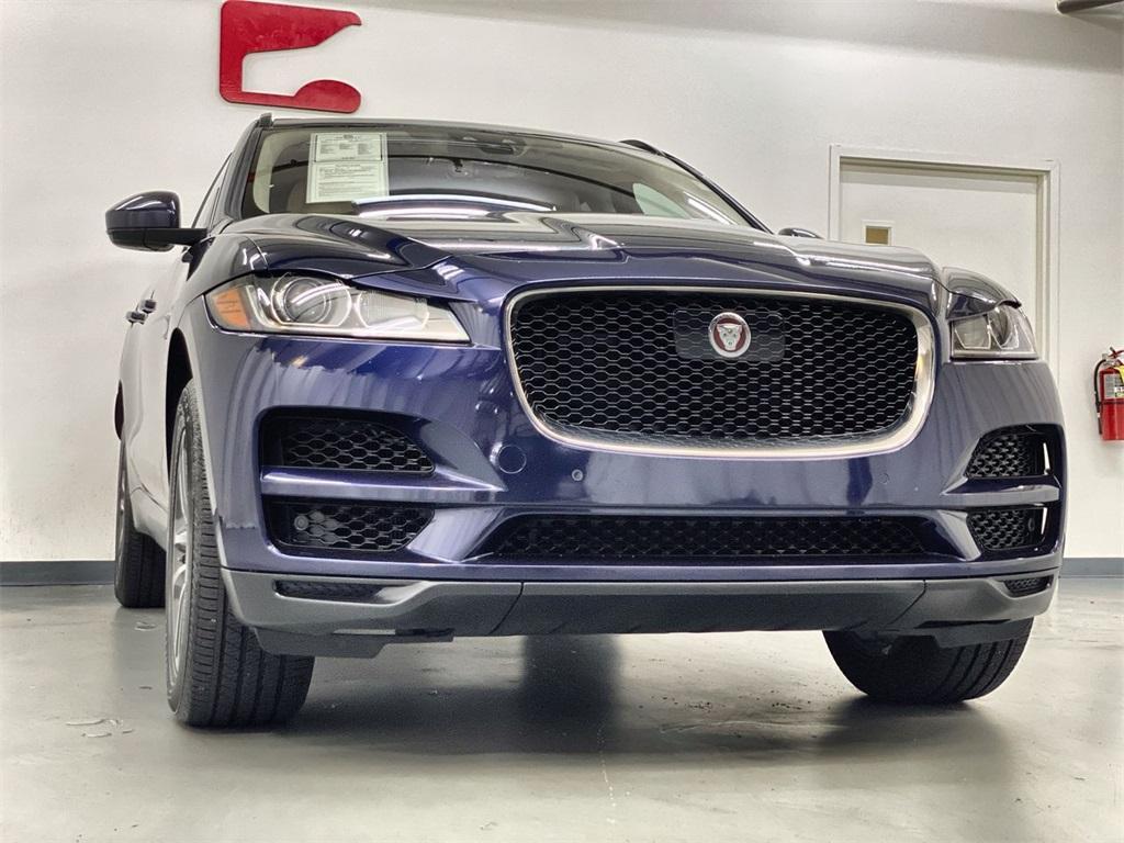 Used 2019 Jaguar F-PACE 25t Premium for sale $36,888 at Gravity Autos Marietta in Marietta GA 30060 3