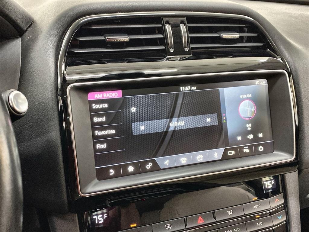 Used 2019 Jaguar F-PACE 25t Premium for sale $36,888 at Gravity Autos Marietta in Marietta GA 30060 33