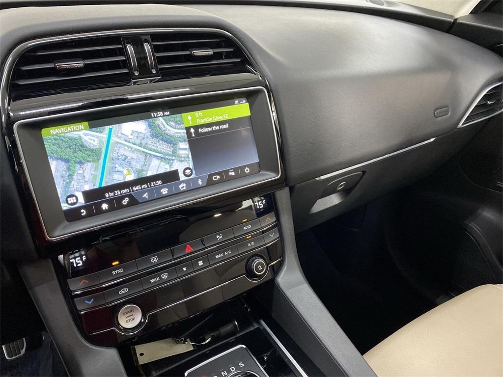 Used 2019 Jaguar F-PACE 25t Premium for sale $36,888 at Gravity Autos Marietta in Marietta GA 30060 37