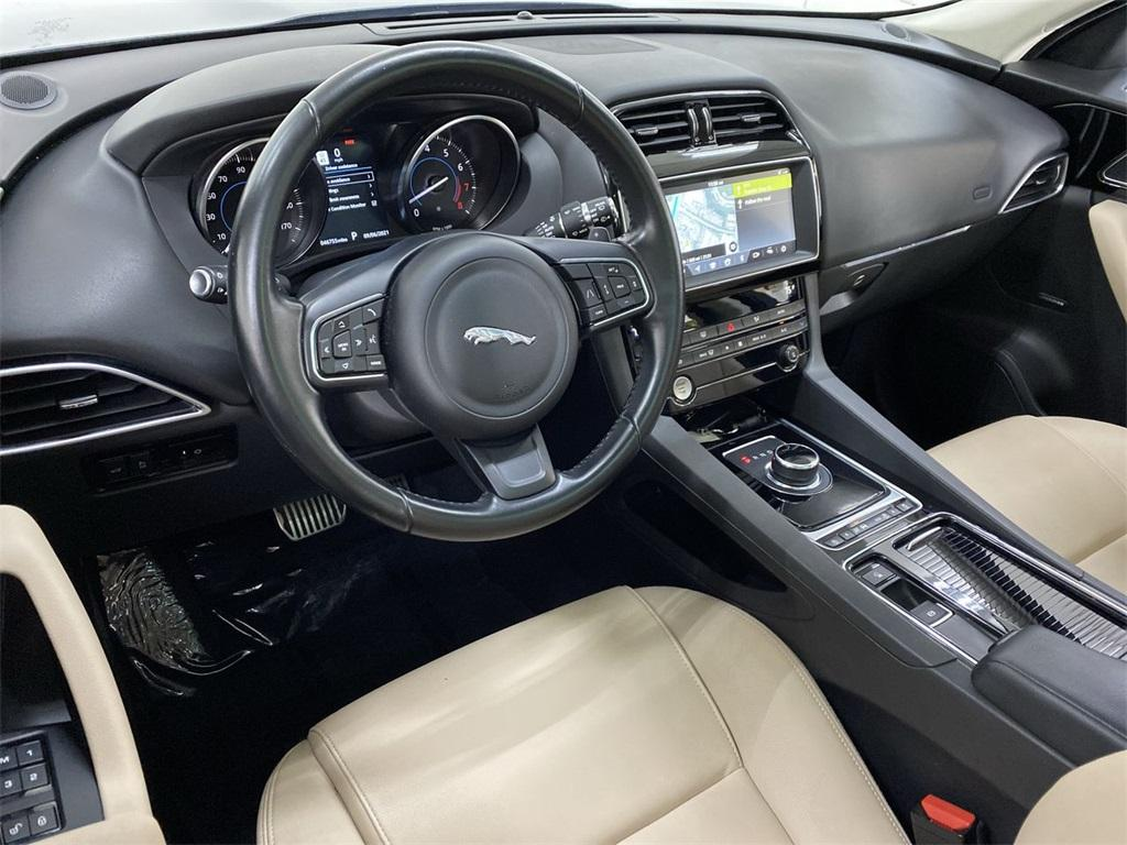 Used 2019 Jaguar F-PACE 25t Premium for sale $36,888 at Gravity Autos Marietta in Marietta GA 30060 39