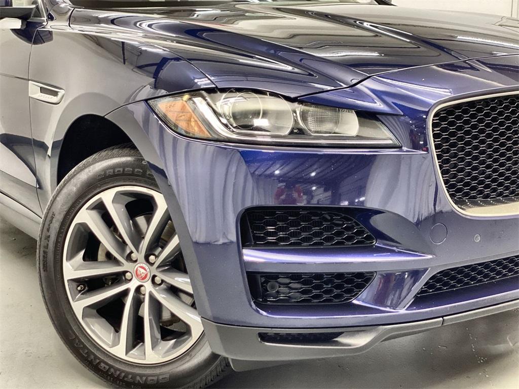 Used 2019 Jaguar F-PACE 25t Premium for sale $36,888 at Gravity Autos Marietta in Marietta GA 30060 8