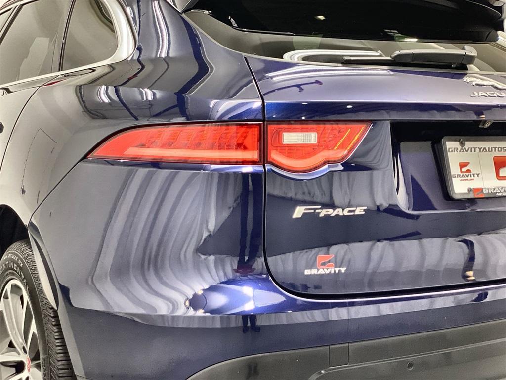 Used 2019 Jaguar F-PACE 25t Premium for sale $36,888 at Gravity Autos Marietta in Marietta GA 30060 9