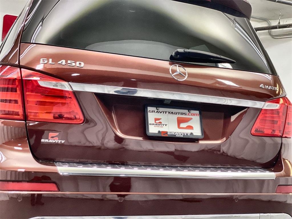Used 2015 Mercedes-Benz GL-Class GL 450 for sale $33,444 at Gravity Autos Marietta in Marietta GA 30060 10