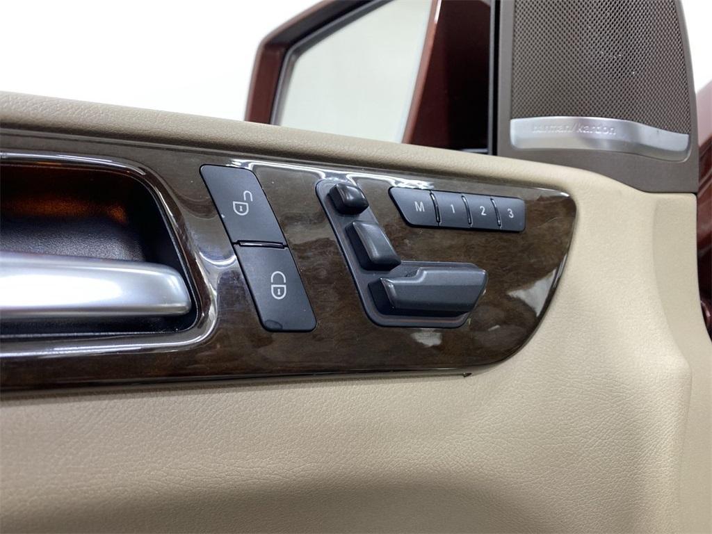 Used 2015 Mercedes-Benz GL-Class GL 450 for sale $33,444 at Gravity Autos Marietta in Marietta GA 30060 16