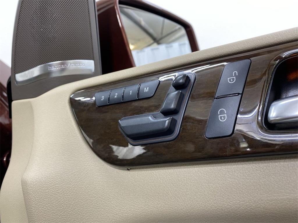 Used 2015 Mercedes-Benz GL-Class GL 450 for sale $33,444 at Gravity Autos Marietta in Marietta GA 30060 18