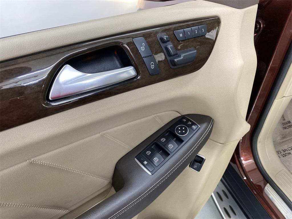 Used 2015 Mercedes-Benz GL-Class GL 450 for sale $33,444 at Gravity Autos Marietta in Marietta GA 30060 19