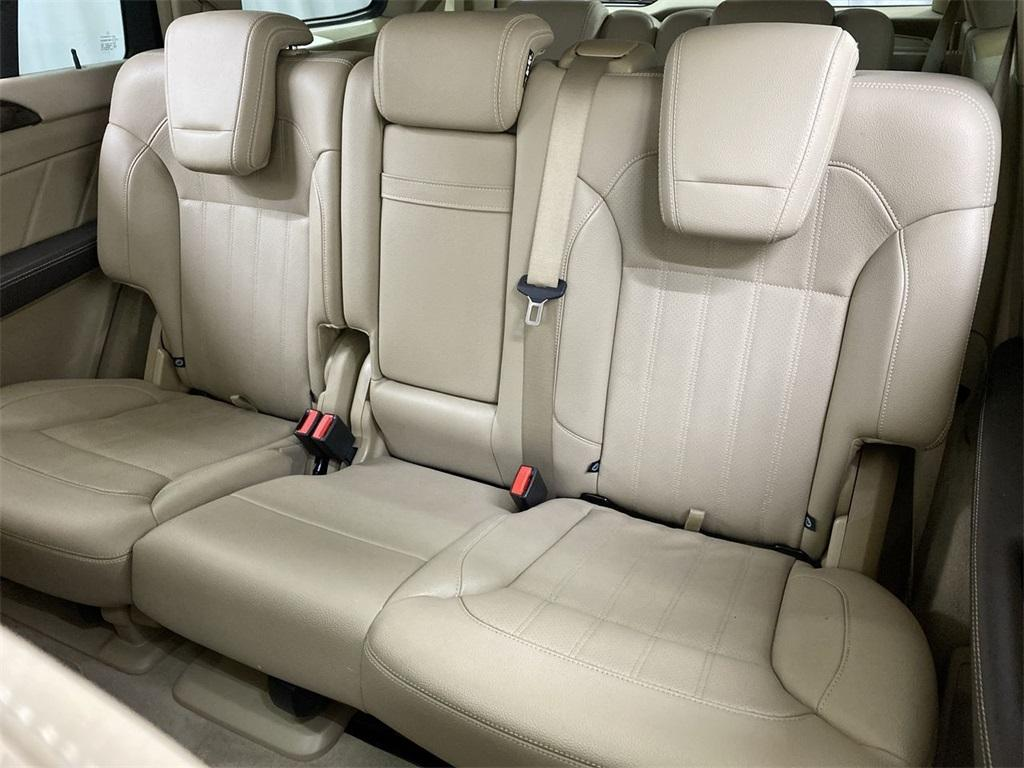 Used 2015 Mercedes-Benz GL-Class GL 450 for sale $33,444 at Gravity Autos Marietta in Marietta GA 30060 41